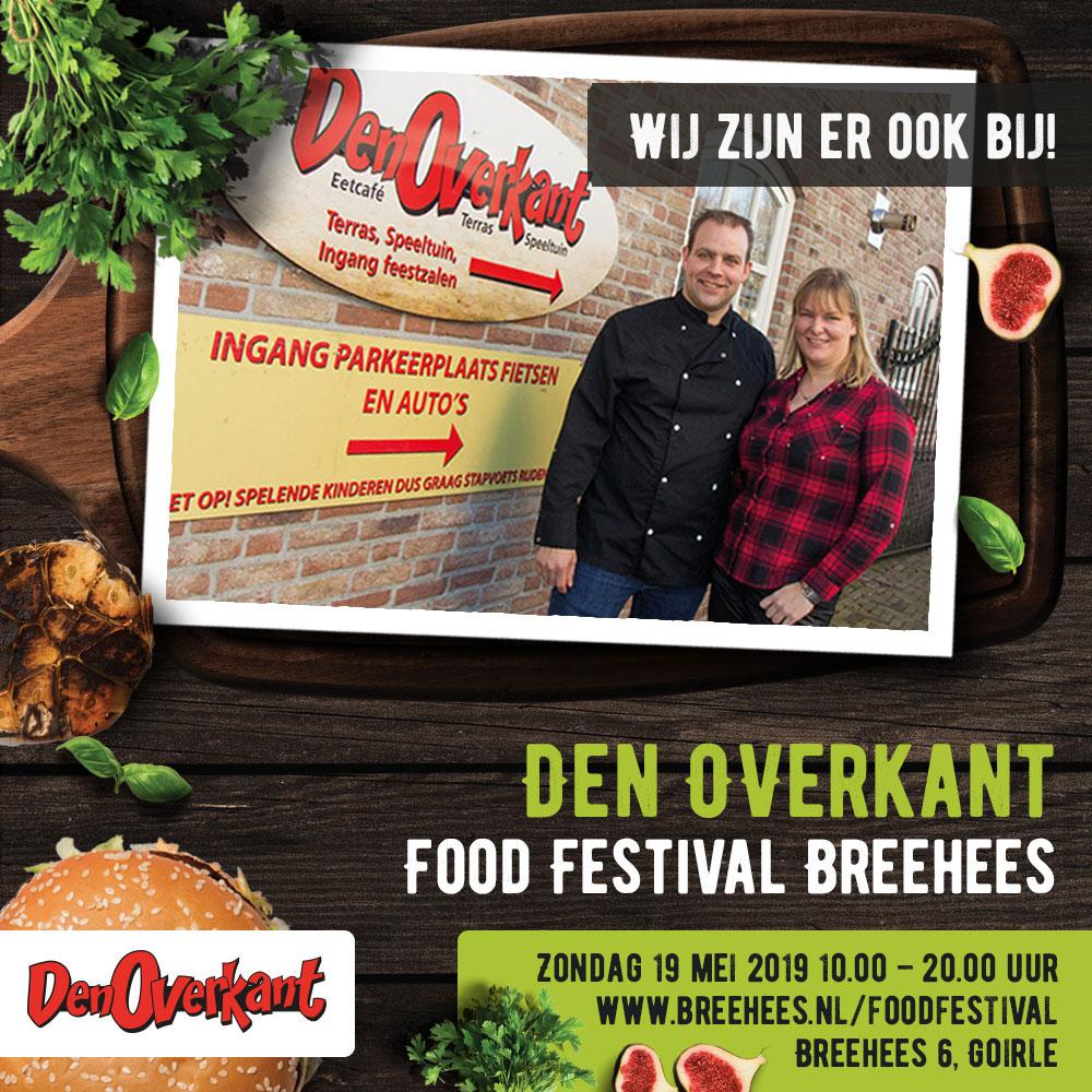 Social media post Food Festival